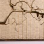Жалюзи плетеное дерево